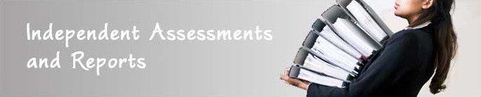 Independent Assessment and Reports